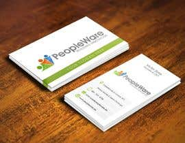 nº 23 pour PeopleWare Business Cards par pointlesspixels
