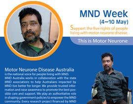 #15 for MND Australia needs graphic design for web, social media and print af janferdous