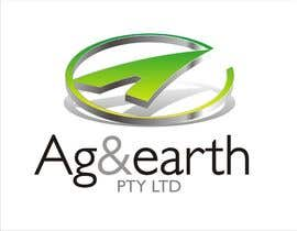 YONWORKS tarafından Design a Logo and Tagline for Ag and Earth Pty Ltd için no 143