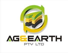 nº 242 pour Design a Logo and Tagline for Ag and Earth Pty Ltd par YONWORKS