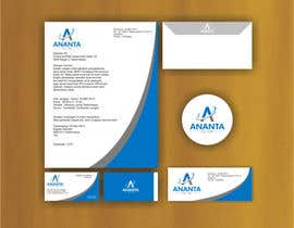 #105 for Design a Logo for Ananta Company by B0net