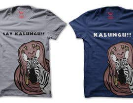 #39 for T-shirt Design for KALUNGU by STrangethoughts