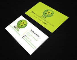 mdahmed2549 tarafından Design a Business Card and modify logo as a STICKER on a funky light bus. card için no 2