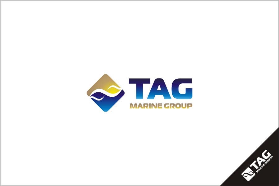 #42 for Logo Design for TAG Marine group by astica