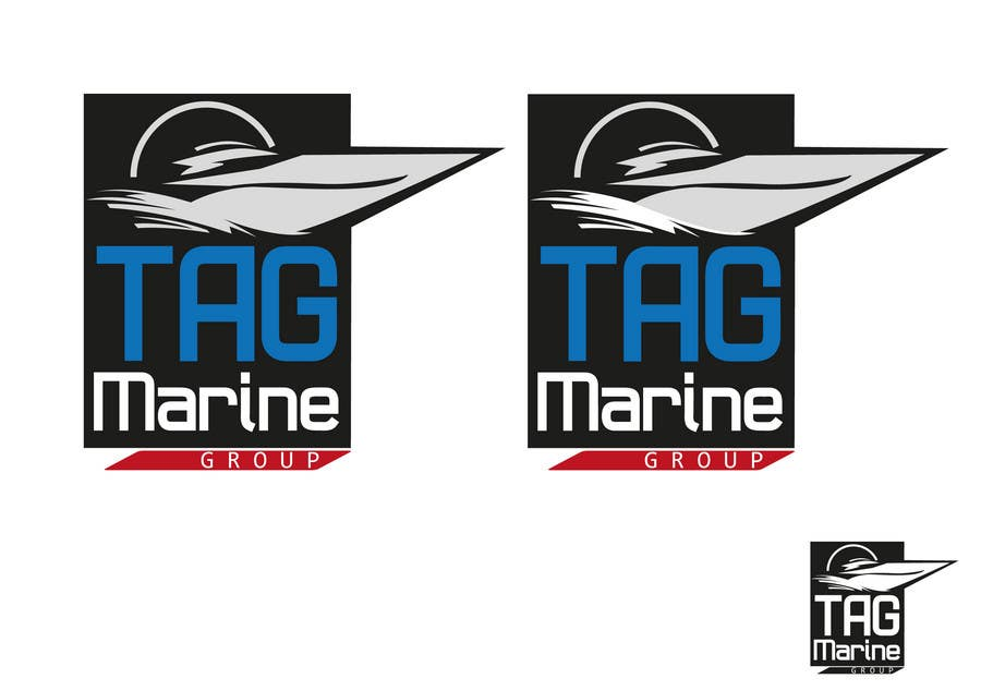 #65 for Logo Design for TAG Marine group by mishyroach