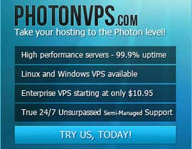 #7 for Banner Ad Design for PhotonVPS af Pentoy