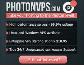 #5 for Banner Ad Design for PhotonVPS af Pentoy