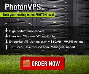 Bài tham dự cuộc thi #                                        2                                      cho                                         Banner Ad Design for PhotonVPS