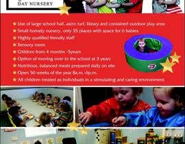 #5 para Urgent Design for a flyer for a Nursery por Marylou2014
