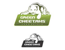#210 para Logo Design for GREEN CHEETAHS por HDReality
