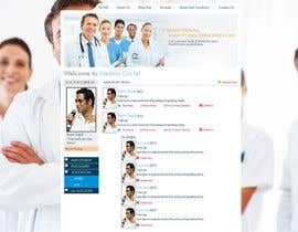 #2 for Design a Website for Social Networking of Doctors by ishikatech2013