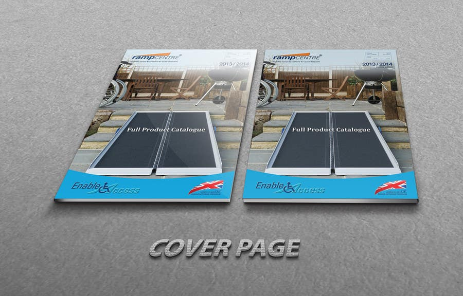 Contest Entry #4 for Page Layout ideas for Enable Access