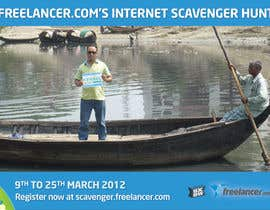 #55 untuk Freelancer.com Scavenger Hunt People's Choice Image Award oleh ScavHunt