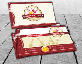 #31 untuk Design some Business Cards for a bowling center oleh cdinesh008