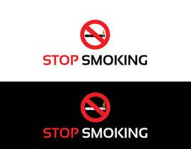 #61 for Design a Logo for stop smoking website af Asifrbraj