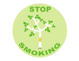 #63 para Design a Logo for stop smoking website por bhcelaya