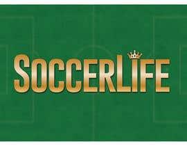 sameenhussain tarafından Soccerlife logo design için no 12