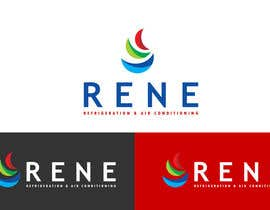 nº 77 pour Design a Logo for Rene Refrigeration par drugthar