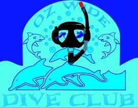 bobisim tarafından Design a Logo for Oz Wide Dive Club için no 20