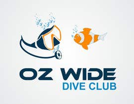 #5 for Design a Logo for Oz Wide Dive Club by mgliviu