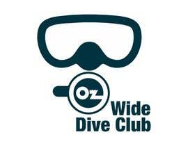 adi0not tarafından Design a Logo for Oz Wide Dive Club için no 3