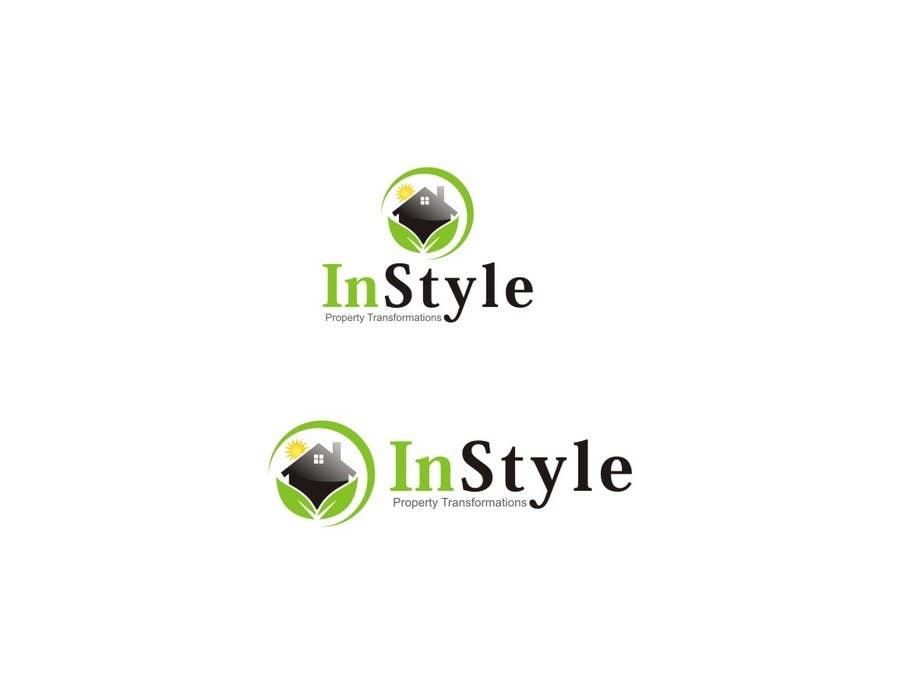 Příspěvek č. 273 do soutěže Logo Design for InStyle Property Transformations