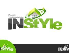 Nambari 251 ya Logo Design for InStyle Property Transformations na johansjohnson