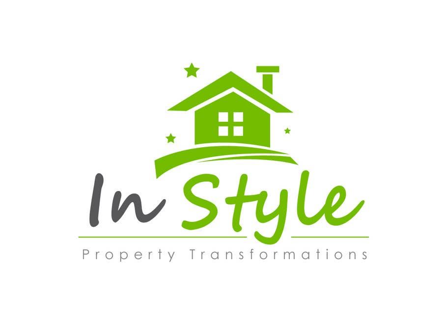 Penyertaan Peraduan #264 untuk Logo Design for InStyle Property Transformations
