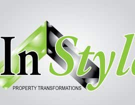 #217 dla Logo Design for InStyle Property Transformations przez saledj2010