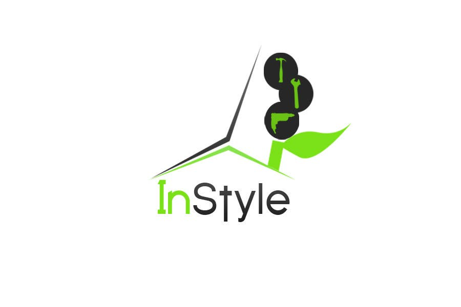"""Intrarea #158 pentru concursul """"Logo Design for InStyle Property Transformations"""""""