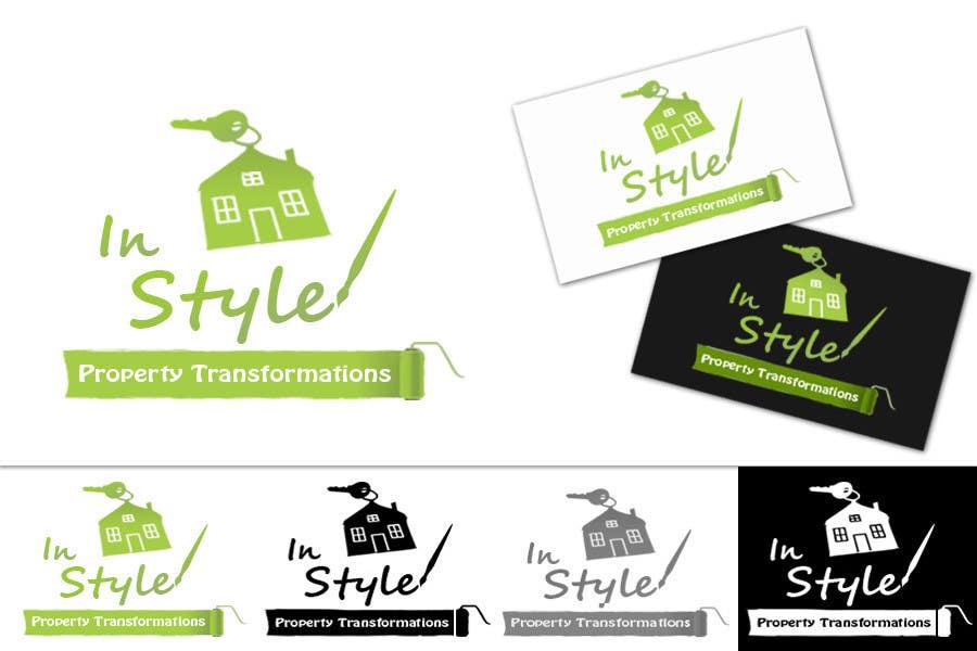 Příspěvek č. 191 do soutěže Logo Design for InStyle Property Transformations