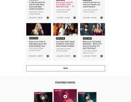 creative223 tarafından Upgrade a website design (PSD) için no 50