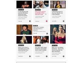 creative223 tarafından Upgrade a website design (PSD) için no 55