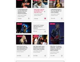 creative223 tarafından Upgrade a website design (PSD) için no 83