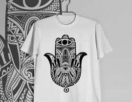 #3 for Fatime Hand Design for Case & Shirt by karenli9