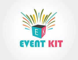 "nº 67 pour Design a logo for ""EventKit"" par rishabh58"