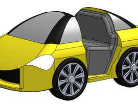 SNgz tarafından Do some 3D Modelling - Create Kiddie Ride - Race Car için no 10