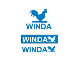 #155 for Design a Logo for Winda by era67