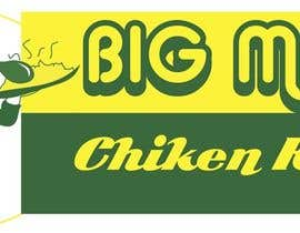 nº 16 pour Design a Logo for BIG MAN CHICKEN RICE par elisabetalfaro