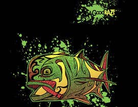 #72 for Design for Fish GoodKaze af abdolilustrador