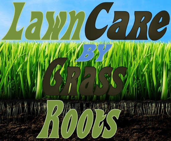 "Konkurrenceindlæg #8 for Logo for  ""Grass Roots Lawn Care"""