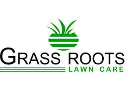 "nº 9 pour Logo for  ""Grass Roots Lawn Care"" par jain08poonam"