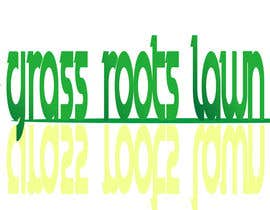 "nº 14 pour Logo for  ""Grass Roots Lawn Care"" par masterdout"