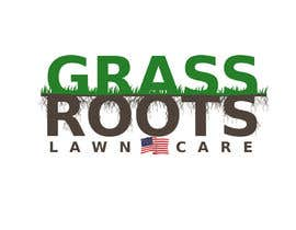 "nº 16 pour Logo for  ""Grass Roots Lawn Care"" par sachyrexen"