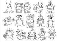 {{?20 for Funny Monster Robot Illustrations Wanted by mishyroach