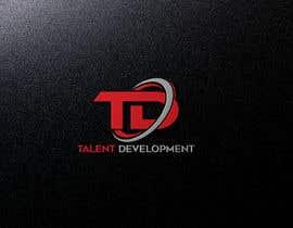 "FontMaster1 tarafından Design a logo for ""Talent Development"" için no 38"