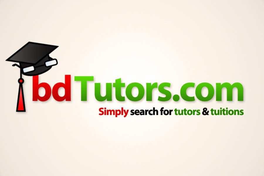 Contest Entry #                                        166                                      for                                         Logo Design for bdtutors.com (Simply Search for tutors & tuitions )