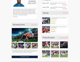 bestwebthemes tarafından Design a Clean and Professional Website Mockup için no 19