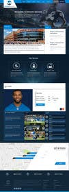 s86669 tarafından Design a Clean and Professional Website Mockup için no 25