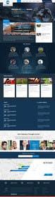 s86669 tarafından Design a Clean and Professional Website Mockup için no 33